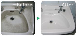 陶器特殊洗浄